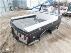 Bradford Deluxe Flatbed Utility Bed