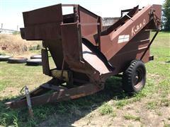 Blair Manufacturing Feeder Wagon