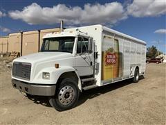 2002 Freightliner FL70 S/A Beverage Truck