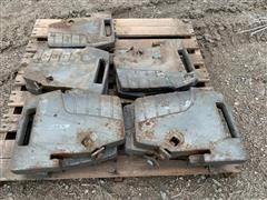 Massey Ferguson Front Suitcase Weights