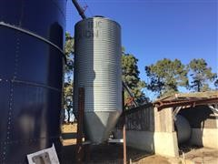 Eaton Bush Hog Feed Bulk Bin