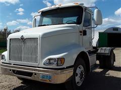 2001 International 9100i S/A Truck Tractor