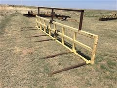 Roll-A-Cone Bale Forks