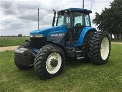 1999 New Holland Genesis 8870 MFWD Tractor