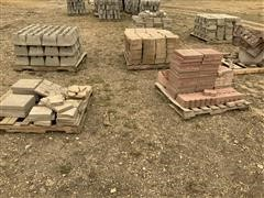 Concrete Pavers, Post Blocks, Wall Blocks & Stones