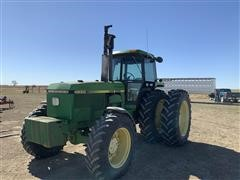 1985 John Deere 4650 MFWD Tractor