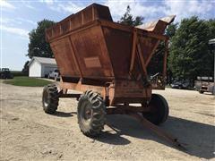 Richardton 1400 Side Dump Wagon