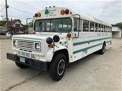 1986 Chevrolet 74SB Bus