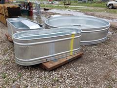 Behlen Mfg Galvanized Stock Tanks