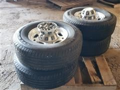 Michelin LT245-75 R16 Tires/Rims