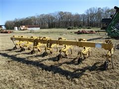 Homemade 6 Row Lay By Rig