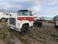 1977 Ford 700 Cab & Chassis