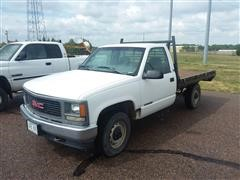 1995 Chevrolet K1500 4X4 Pickup W/Flatbed