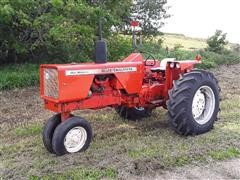 1969 Allis-Chalmers 170 Narrow Front 2WD Tractor