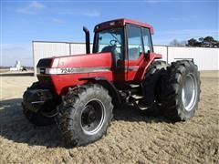 1996 Case IH 7240 Magnum MFWD Tractor