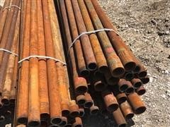 9' Steel Fence Posts