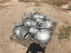 Universal Waterman Hydrant Valves