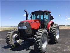 2017 Case IH Farmall 130A MFWD Tractor