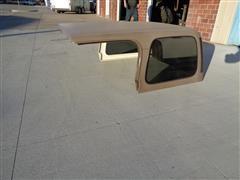 2000 Jeep Wrangler Fiberglass Hard Top