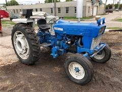 1965 Ford 4000 2WD Tractor