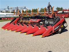 2012 Geringhoff 830 North Star 8R30 Corn Head