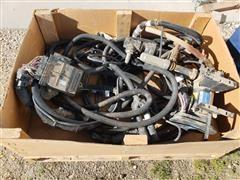 raven side kick pro pump, controller \u0026 wiring harness bigiron auctions