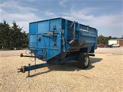 S A C 6046 Turbo Max Feed Mixer Wagon