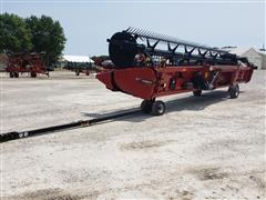 2014 Case IH 3162 Draper Head W/Transport