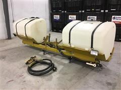 Ag-Chem SML-250 Gal Saddle Tanks, Brackets & Plumbing