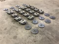 John Deere Meters & Seed Corn Plates