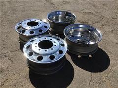 Alcoa Aluminum Rims