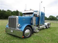 2007 Peterbilt 379 T/A Truck Tractor W/Sleeper