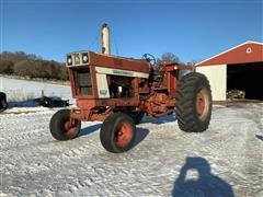 International 766 2WD Tractor