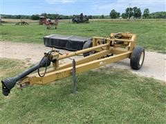 Vermeer M8040 Disc Mower On Cart