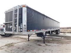 1999 Timpte Super Hopper 4262 T/A Grain Hopper Trailer