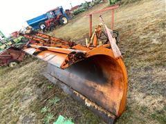 Schmidt Wausau Snow Plow Dozer Blade