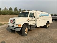 1992 International 4900 Fuel Truck