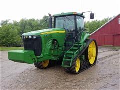 2002 John Deere 8520T Tracked Tractor