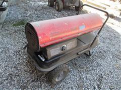 2006 Reddy Heater R115DT Kerosene Fired Space Heater