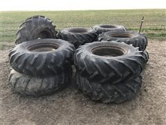 Valley 14.9-24 Tires W/Rims