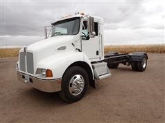 2004 Kenworth T300 S/A Cab & Chassis