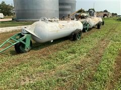 Kramer NH3 Tanks
