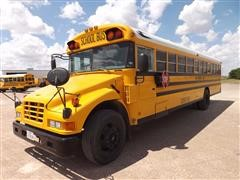 2005 Blue Bird 72 Seat School Bus