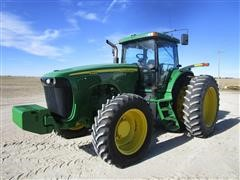 2003 John Deere 8320 MFWD Tractor