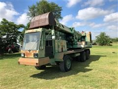 Gradall G660 Mobile Excavator