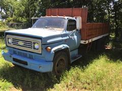 1973 Chevrolet S/A Grain Truck