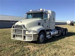 2016 Mack CXU613 Tri/A Truck Tractor