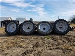 Michelin Agribib 480/80R50 Tractor Rims & Tires