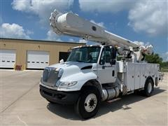 2012 International DuraStar 4400 SBA S/A Bucket Truck