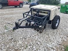 """Little Sioux Prairie """"The Dew Drop Drill"""" ATV Drill"""